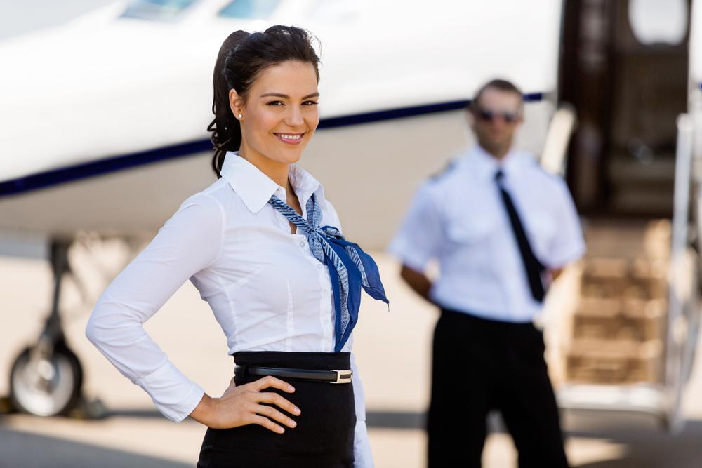 работа для девушек в авиации