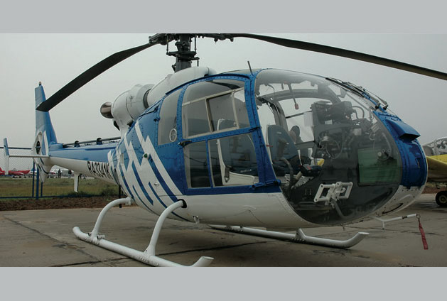 EUROCOPTER AS341 GAZELLE